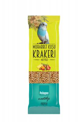 Pelagos Meyveli Kraker 10'lu