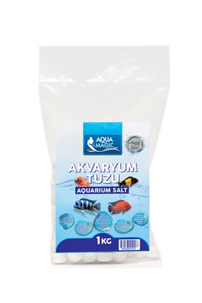 Aqua Magic Poşet Tuz 1 kg