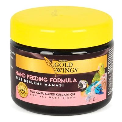 Gold Wings Premium - Premium Elle Besleme Şırınga Maması 300 gr