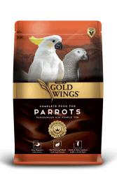 Gold Wings Premium - Premium Papağan 750 gr 5'li