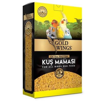 Gold Wings Premium - Premium Tahıllı Kuş Maması 1 Kg