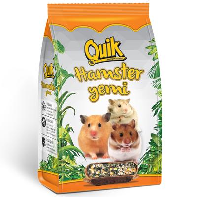 Quik - Quik Hamster Yemi 500 gr 6'lı