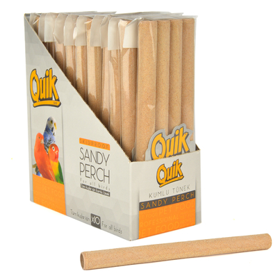 Quik - Quik Kumlu Tünek 4'lü 10'lu Paket