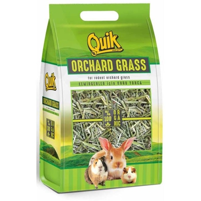 Quik - Quik Kuru Yonca Kemirgen Otu 350 gr-5 Adet