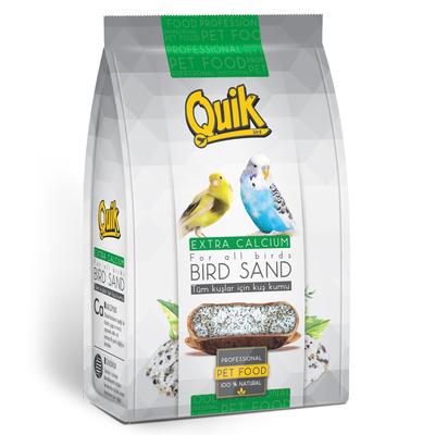 Quik Kuş Kumu 250 gr 12'li - Thumbnail