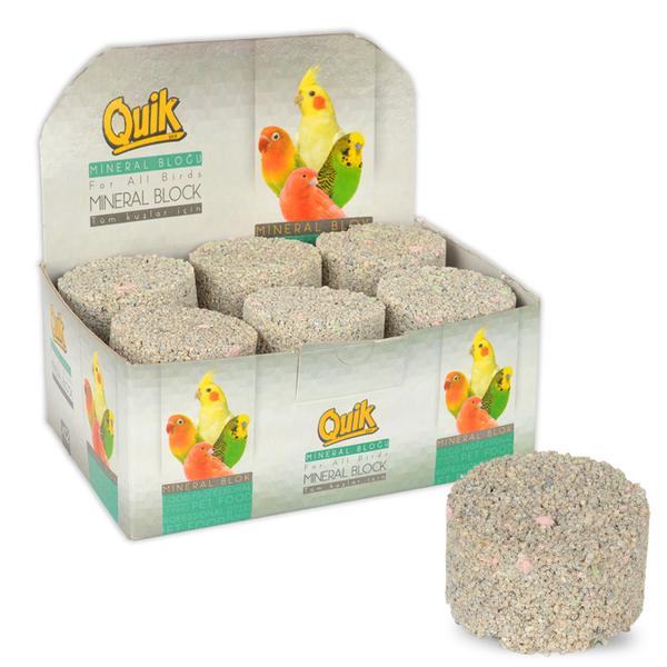 Quik Mineral Blok 12'li