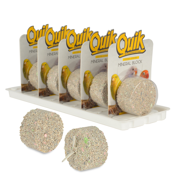 Quik Mineral Blok 5'li