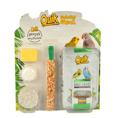 Quik - Quik Muhabbet Menü 6'lı
