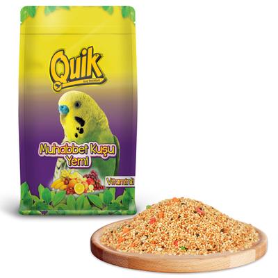 Quik - Quik Muhabbet Yemi 400 gr 12'li