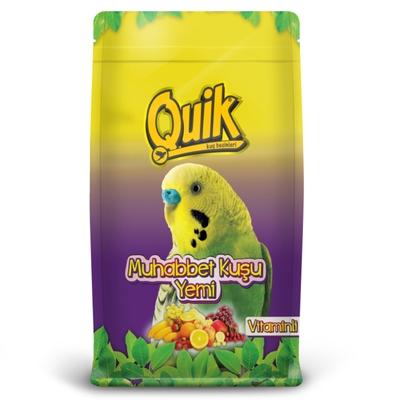 Quik Muhabbet Yemi 400 gr 12'li - Thumbnail