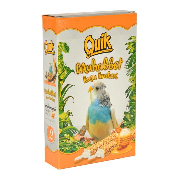 Quik Tava Kraker 10'lu - 8 Adet