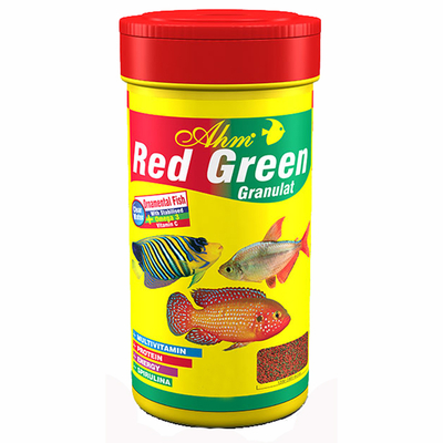 Ahm - Red Green Gran.100 ml