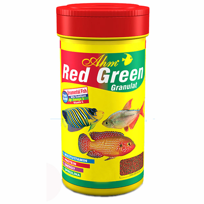 Ahm - Red Green Gran.1000 ml