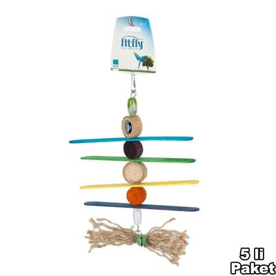 Fit Fly - Renkli Çubuklu Oyuncak 5'li