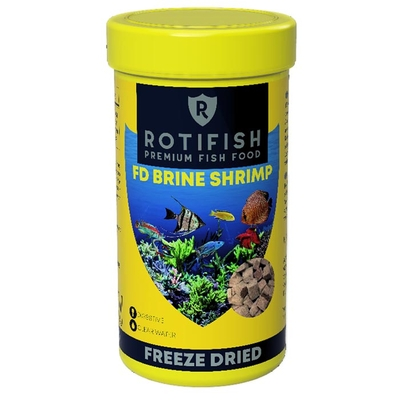 Rotifish - Rotifish FD Brine Shrimp 250 ml (20 gr)