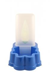 Flip - Silo Plastik Mama-Su Kabı 600 ml