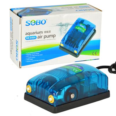 Sobo - Sobo SB-648A Hava Motoru Çift Çıkış