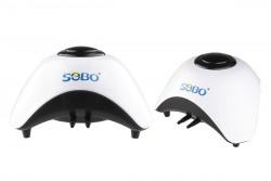 Sobo - Sobo SB-860A Üçgen Hava Motoru 2 Çıkış