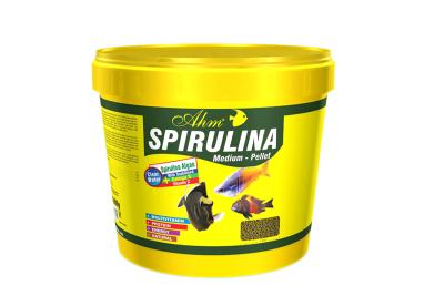 Spirulina Medium Pellet 3 kg Kova