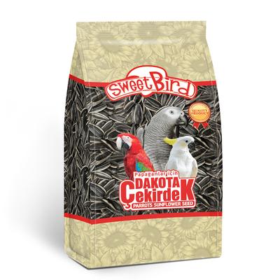 Sweet Bird - Sweet Bird Dakota Papağan Çekirdeği 600 gr 5 Ad