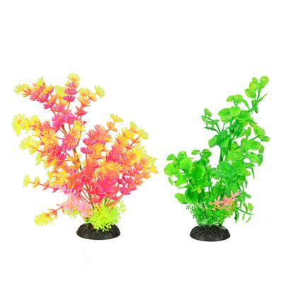 Natural Coral - T518-522 Plastik Bitki 20 cm 4 Adet