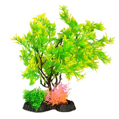 Natural Coral - T803 Plastik Bitki 25 cm