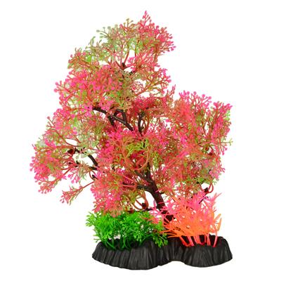 Natural Coral - T806 Plastik Bitki 23 cm