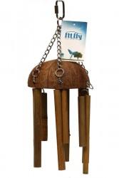 Fit Fly - T863 Hindistan Cevizli Kuş Oyuncağı