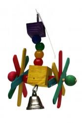 Fit Fly - T928 Değirmenli Kuş Oyuncağı