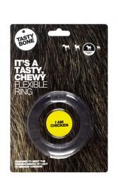 TastyBone - Tavuk Aromalı Yumuşak Köpek Oyuncağı Halka 743948