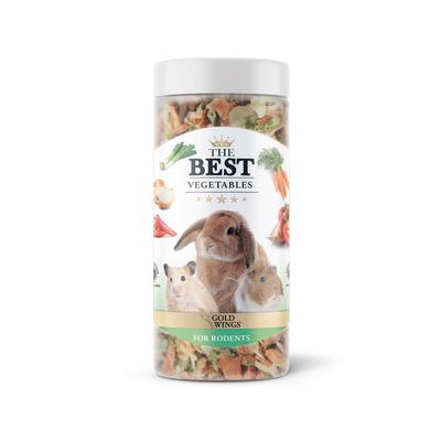 Gold Wings The Best - The Best Kemirgen Vegetable Snack 100 gr 6 Adet