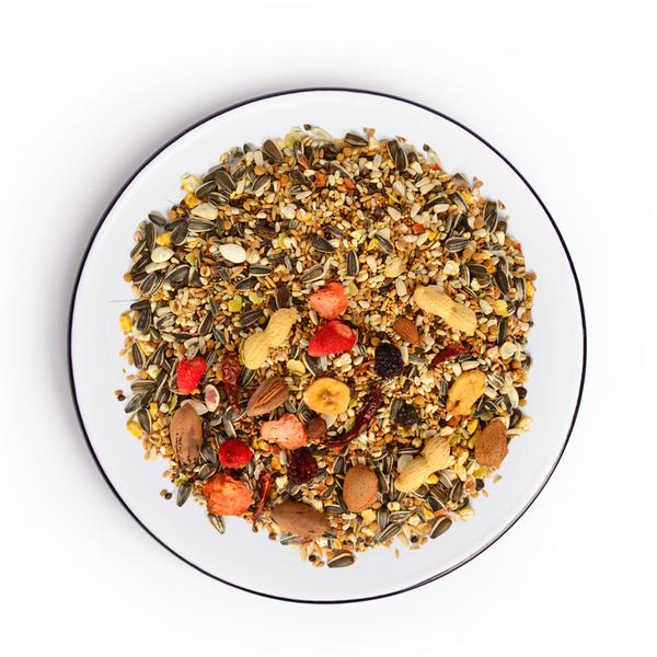 The Best Papağan Yemi 1,25 Kg 4 Adet Meyve-Nutslı