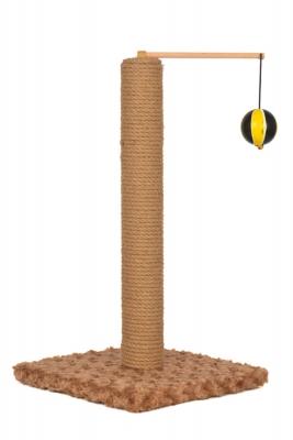Pet Preety - Toplu Tırmalama 50 cm Kahverengi
