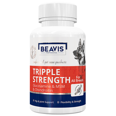 Beavis - Triple Strength-Clucosamine Chondroitin 60 Tablet