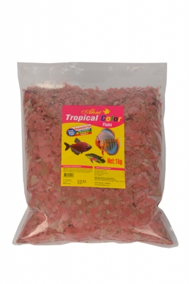 Ahm - Tropical Colour Flake 1 Kg