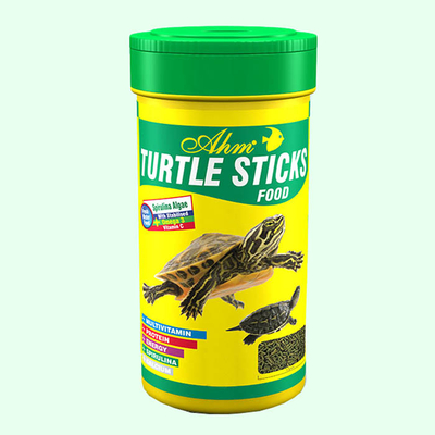 Ahm - Turtle Sticks Green Food 1000 ml