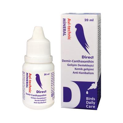 Vitamin D Direct (Demir İçerikli Kemik)20cc-6 Adet - Thumbnail