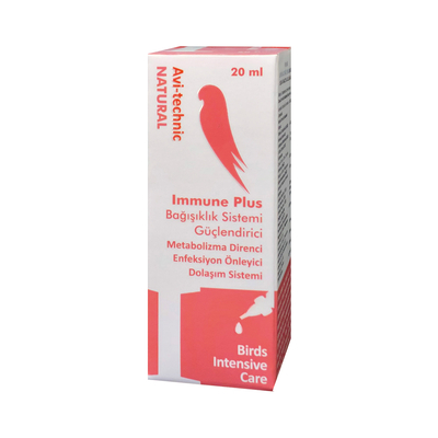 Vitamin I Immune (Enfeksiyon Önleyici) 20cc-6 Adet - Thumbnail