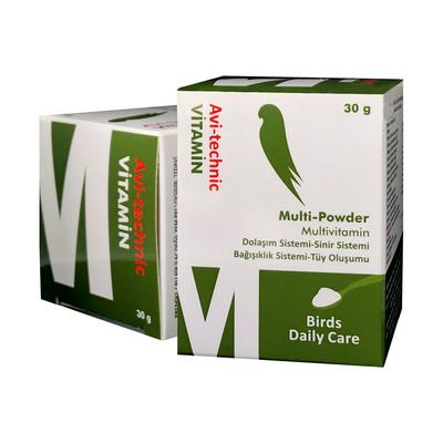 Vitamin M Multi Powder (Destek.Toz Vit.)-6 Adet - Thumbnail