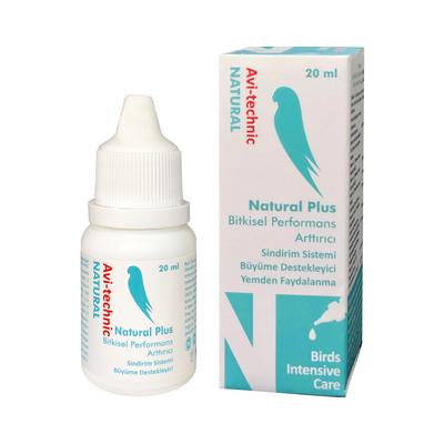 Avi-Technic - Vitamin N Natural Plus (Büyüme Destek) 20cc-6 Adet