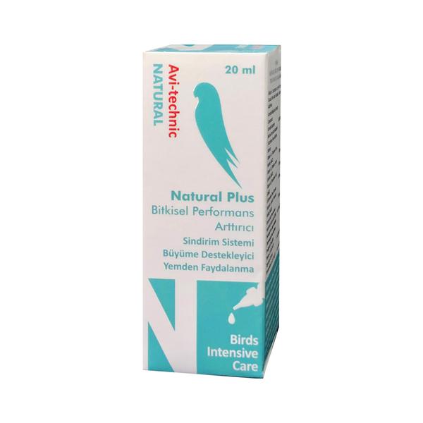 Vitamin N Natural Plus (Büyüme Destek) 20cc-6 Adet
