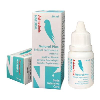 Vitamin N Natural Plus (Büyüme Destek) 20cc-6 Adet - Thumbnail