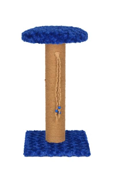 Pet Preety - VP Oturaklı Tırmalama 50 cm Mavi