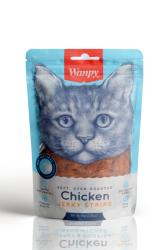 Wanpy - Wanpy Gerçek Tavuk Fileto 80 gr CA-04S-01 Yumuşak Kedi Ödülü