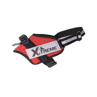 Mps - X-TREME-PRO Göğüs Tasması Medium Kırmızı Reflektör