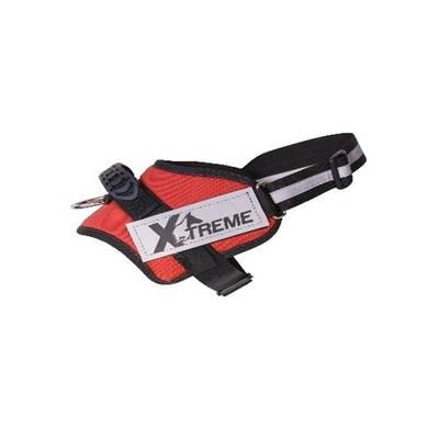 Mps - X-TREME-PRO Göğüs Tasması Small Kırmızı Reflektör
