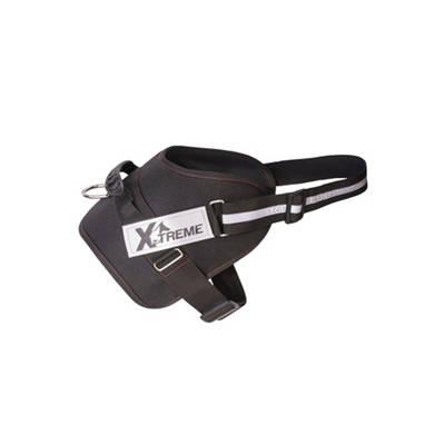 Mps - X-TREME-PRO Göğüs Tasması Small Siyah Reflektörlü