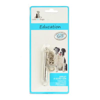 Flip - ZM-1146-8 Köpek Eğitim Düdüğü