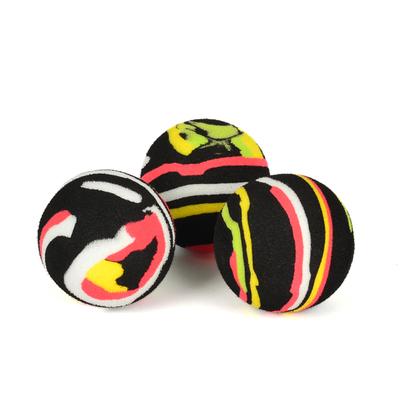 ZM4-4319 Kedi Oyun Topu Yumuşak 3'lü - Thumbnail