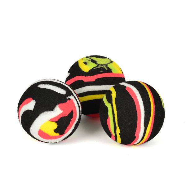 ZM4-4319 Kedi Oyun Topu Yumuşak 3'lü